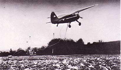 Stinson Gullwing Aircraft