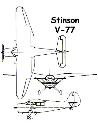 Stinson Reliant 3vu
