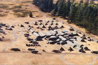 47th CSH Fort Lewis, WA 2000