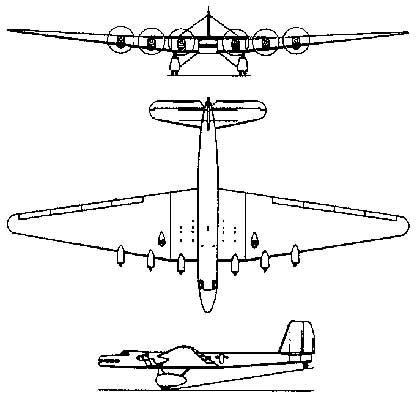 3 View of the Tupolev Ant-20