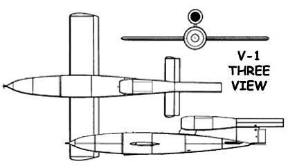 V-1 Missile | Aircraft |