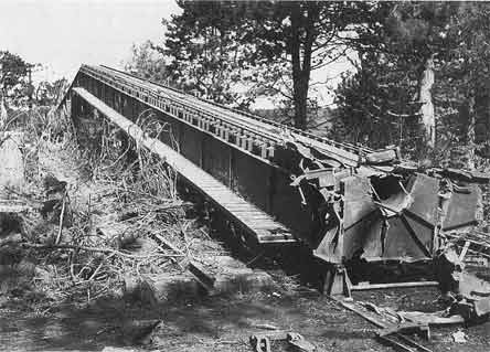 Launching rail in France