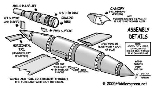 How To Make A Paper Airplane Engine
