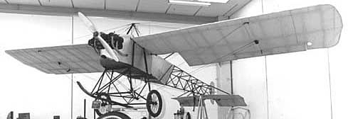 Vickers 22 in museum