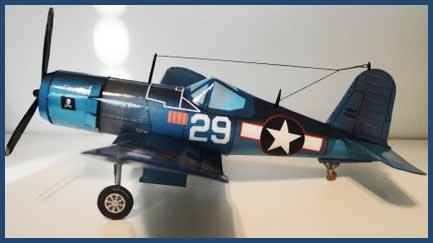 Vought's F4U Corsair Fiddlersgreen MM 2010 winner