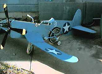 Vought Corsair F4u Aircraft