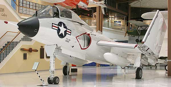 Vought F7U Cutlass