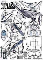 Vought Cutlass Aircraft