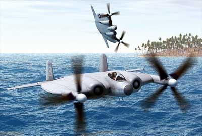 Vought-XF5U