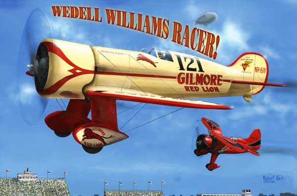 Wedell-Willams Racer