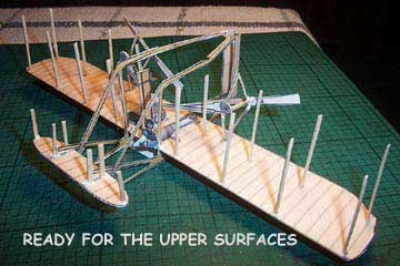 Wright Brothers Flyer downloadable cardmodel