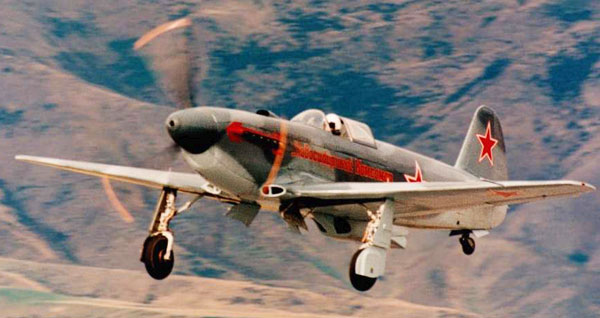photo for Russian WWII YAK-3 Fighter paper model