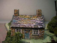 This Is A Tiny Two Room Country Cottage Made From Local Field Stone And Found Mostly In The North Of England Ireland