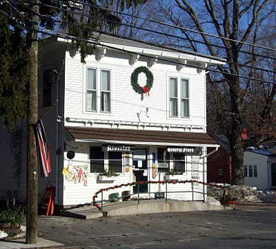 General Store in Riverton New England