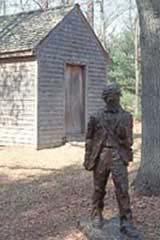 Thoreau and cabin reproduction