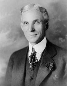 Henry Ford Portrait