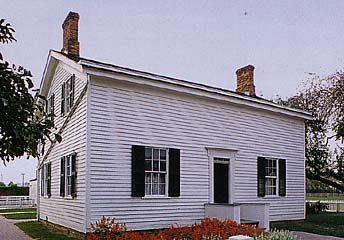 Front View of the Henry Ford's Birthplace