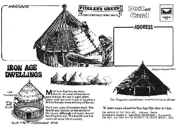 IronAge Village info
