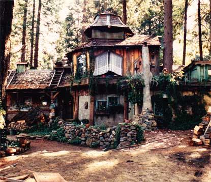 Storybook Houses Downloadable Cardmodels