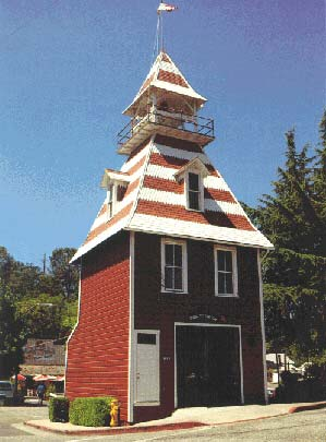 Old Auburn Firehouse, Ca-photo