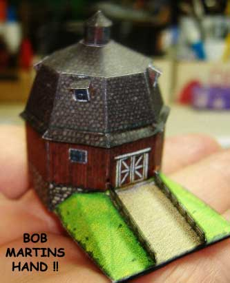 Bob Martins Mini Barn