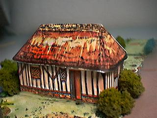 Crofter's Cottage paper cardmodel