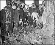 The Empire State Building bomber crash