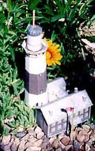 Montauk paper model