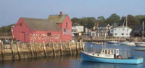 rockport motif fishing shack red mass massachussets