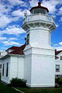 Mukilteo tower