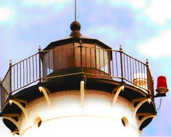 Montauk Point Light House top