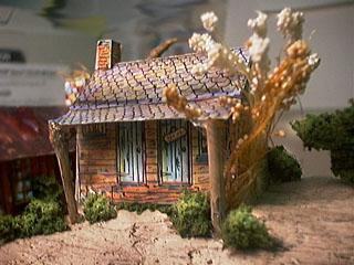 Rosa Mae's Abode-model