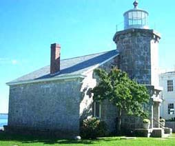 STONINGTON LIGHT HOUSE-photo