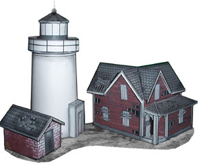 illustration for the Straitsmouth Lighthouse model