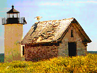 Straitsmouth Lighthouse Oil House-photo