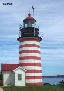 West Quoddy Light House-photo-tower1