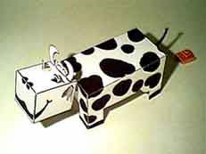 Bobbin Head COw