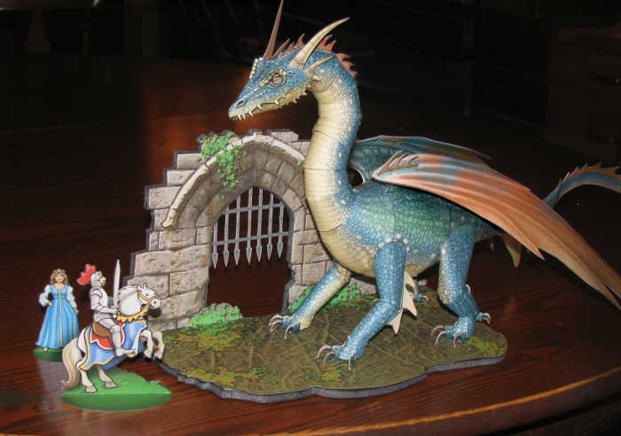 King Richards Storybook Dragon