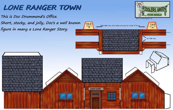 Lone Ranger Set-1