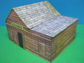 Lone Ranger paper model building