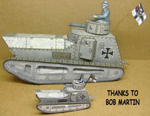 LK-WWI-tank downloadable models