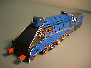Mallard Locomotive