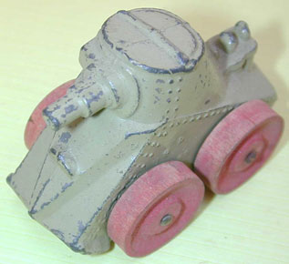Renault FT-17 WWI Toy