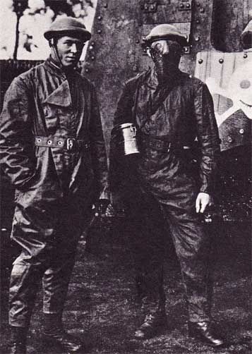 Gerfman A7V crew people