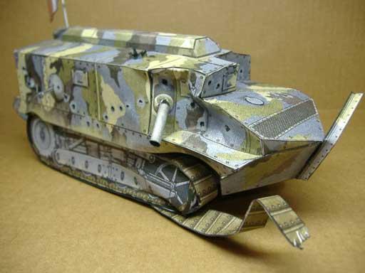 Schneider Tank Vehicles