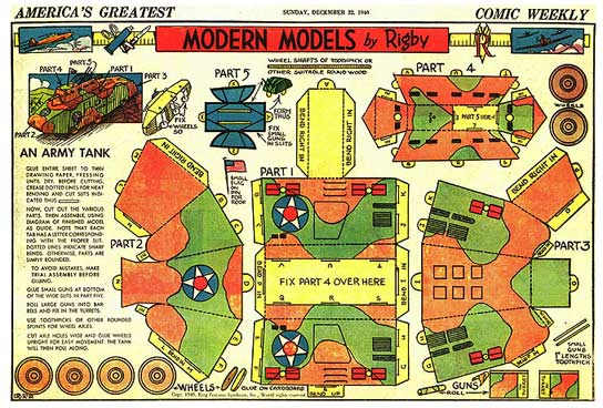 Tank rigby vehicles rigby cardmodel wwii tank publicscrutiny Choice Image