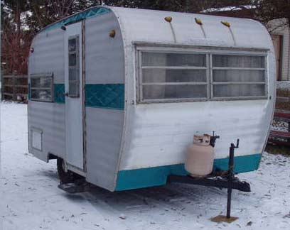 TravelTrailer-Trotwood for sale