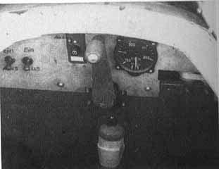 Bachem Natter Aircraft