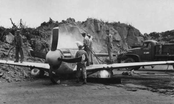 North American P 51 Aircraft