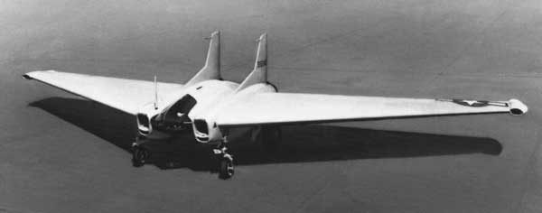 Image result for Northrop XP-79B Flying Wing